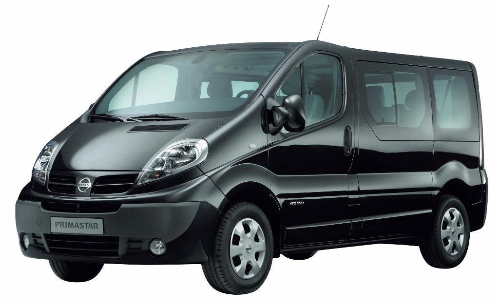 Nissan Primastar Familienvan Ch Familienbus Ch